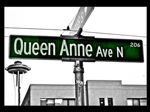 Queen Anne Ave
